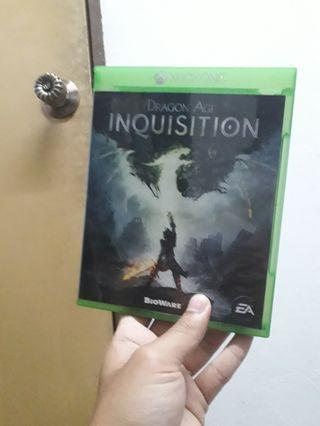 Xbox One Games Dragon Age Inquisition