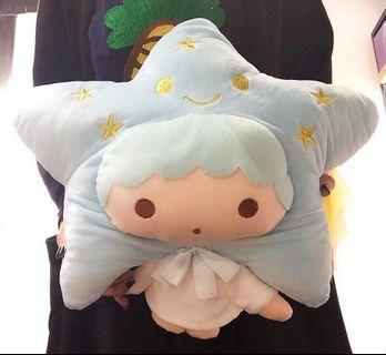 Little Twin Star公仔連毛巾