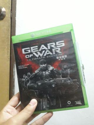 Xbox One Games Gear of War Ultimate Edition