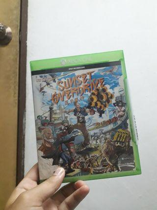 Xbox One Games Sunset Overdrive