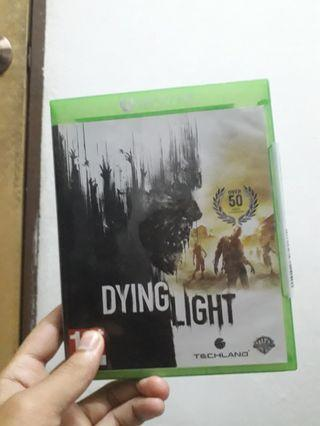 Xbox One Games Dying Light