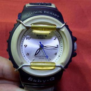 Authentic Baby-G Watch