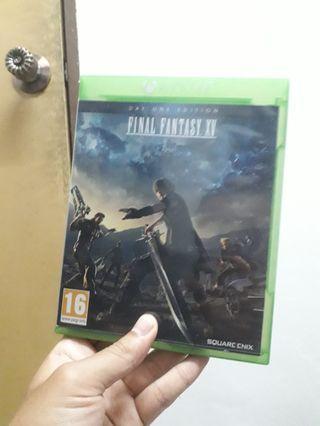 Xbox One Games Final Fantasy