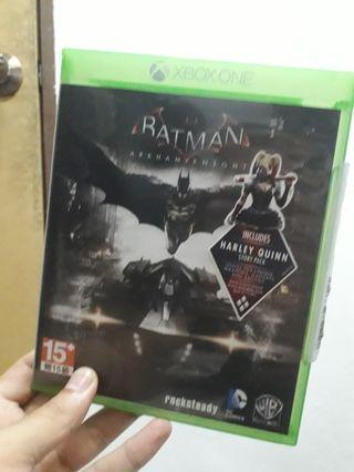 Xbox One Games Batman Arkham Knight