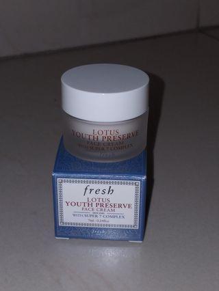 Fresh Lotus Face Cream