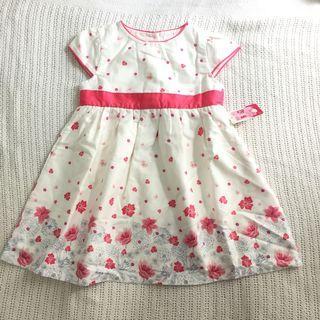 <new> dress 12-18 mos
