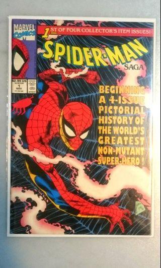 🚚 Spider-man Saga #1