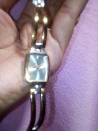 Preloved original TITAN watch (two-tone)