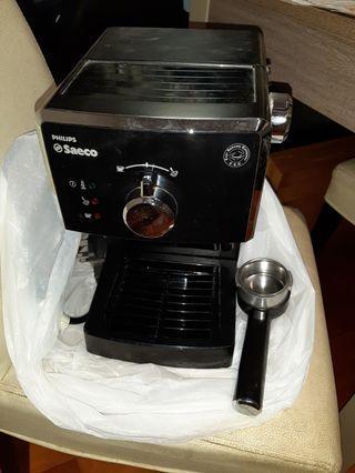 飛利浦咖啡機