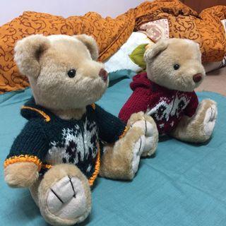 🚚 有毛衣的熊
