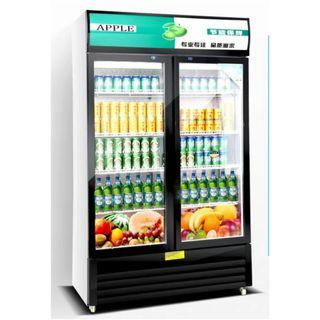 $1180!! New display chiller beverage showcase chiller