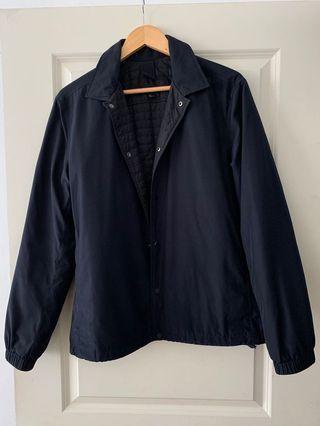 COS Navy Spring Jacket