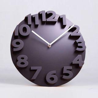 創意立體掛鐘⏰