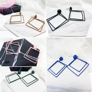 韓風耳環-四款不同造型