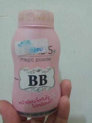 Bb cushion magic powder
