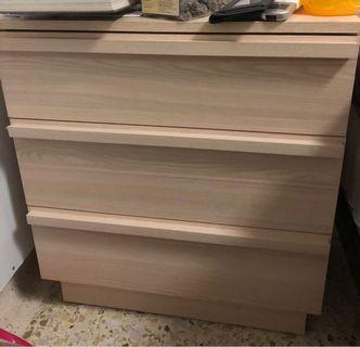 Courts bedside table (Last Call)