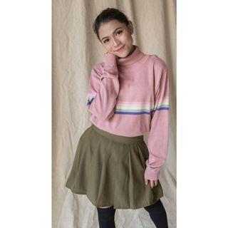 Sweater Strip Rainbow🌈