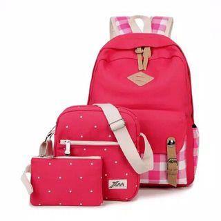 Backpack 3in1🍭