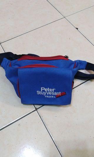 Peter stuyvesant travel pouch bag (rare item)