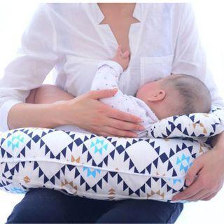BN 2PCS Embracing U-Shaped Maternity Pillows Breastfeeding Infant Pillow Feeding