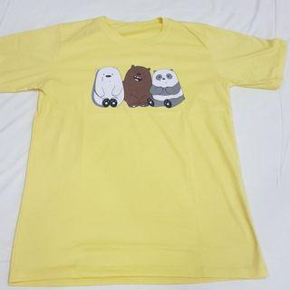 Three bear tee