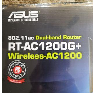 ASUS Internet Router RT AC1200g+ cheap