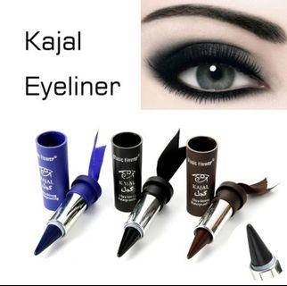 Piscesbabydoll Secret Everyday Make-Up Regime Kajal - 3 Colours