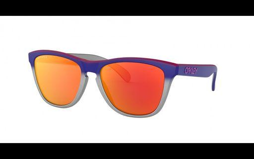 Oakley Frogskins Sunglasses [ Splatterfade Limited Edition ]