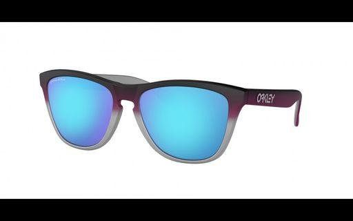 Oakley Frogskins Sunglasses [Splatterfade Limited Edition]