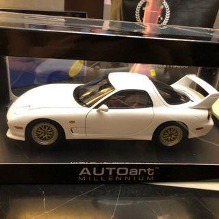 Autoart 1/18 Rx7