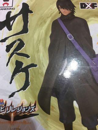 AUTHENTIC Sasuke Uchiha Naruto Shippuden Shinobi Relations SP2 DXF Figurine / Figure