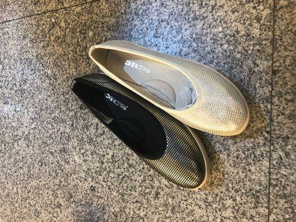 🚚 #oris限量版厚底包鞋 👉輕量好穿 👍2色35.36.37.38.39 現貨原價$2450 現貨大特價$1500