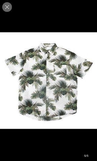 🚚 歐美 襯衫 美式 嘻哈 饒舌 oversizes 尺寸S~XXL