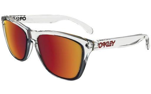 🔥 Oakley Frogskins Sunglasses [ CRYSTAL COLLECTION ] 🔥