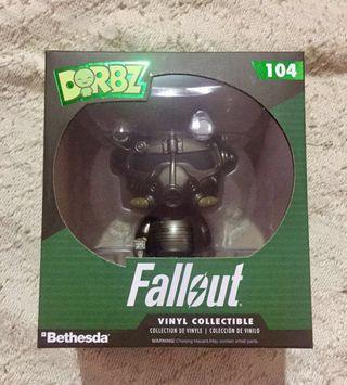 Dorbz Fallout Vinyl Figure