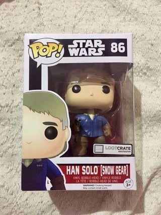 Funko PoP Han Solo (Snow Gear)