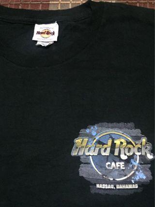 HARD ROCK CAFE BAHAMAS SIZE L