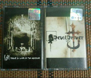 Kaset: Korn & DevilDriver