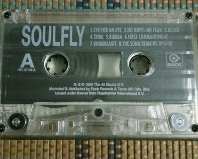 Kaset: Soulfly