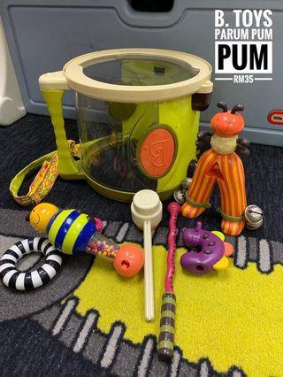 Music instrument Parum Pum Pum