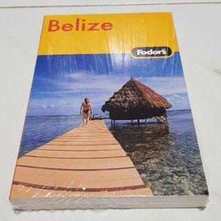 Fodor's Belize Travel Guide