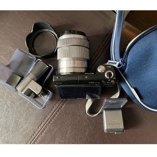 Sony NEX-5N Digital Camera bundle
