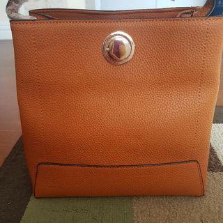 Hand/body Brown Bag