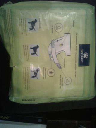 20 - female dog diapers
