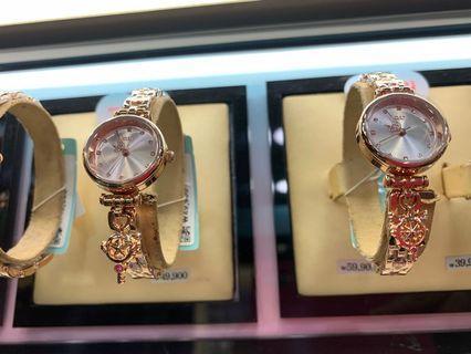 Cardcaptor Sakura Metal Watch