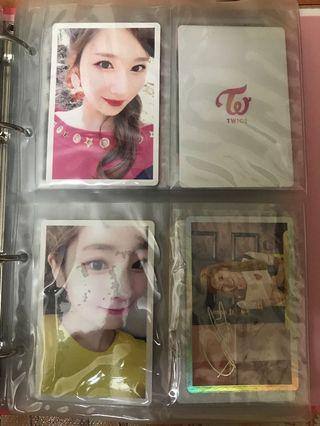 TWICE Photocards [2/3]