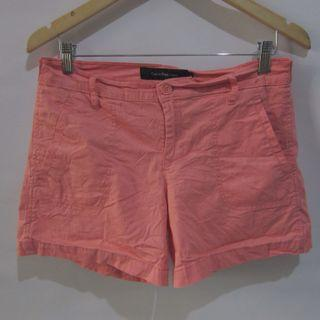 (32) Calvin Klein Jeans stretchy linen shorts, super nice in actual, almost looks new