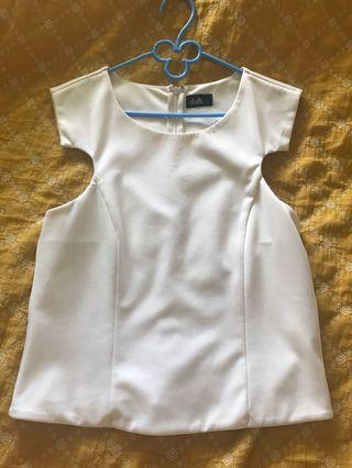 $20 PICK ANY OR ALL dotti White high neck top large