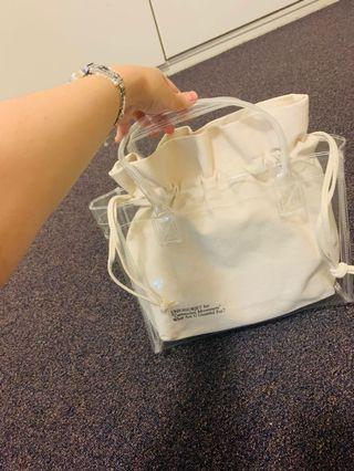 Union odjet clear bag