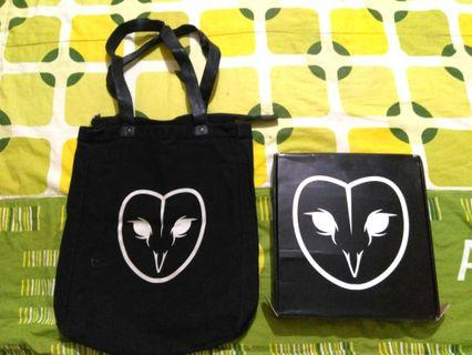 Totebag Dreambirds